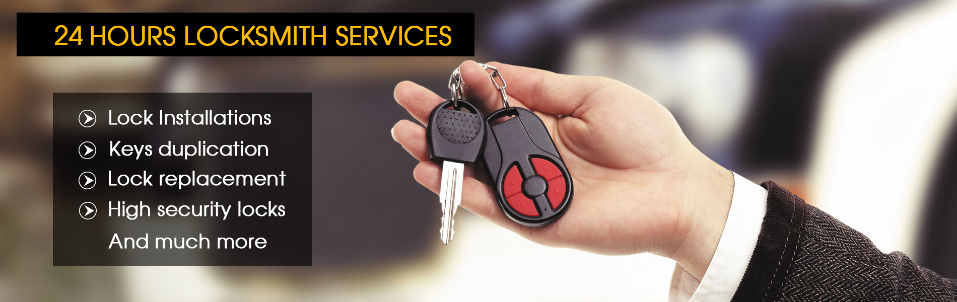 Exclusive Locksmith Service San Francisco, CA 415-968-3940